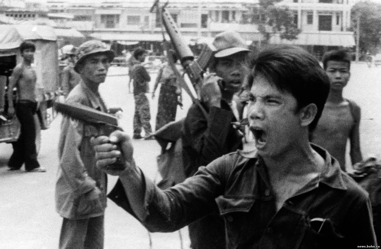 фото красные кхмеры